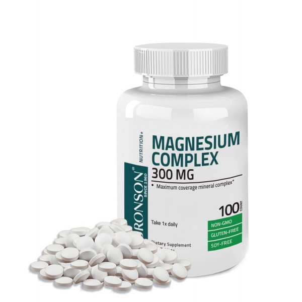 Магнезий Комплекс тб. 300 мг -100 таблетки
